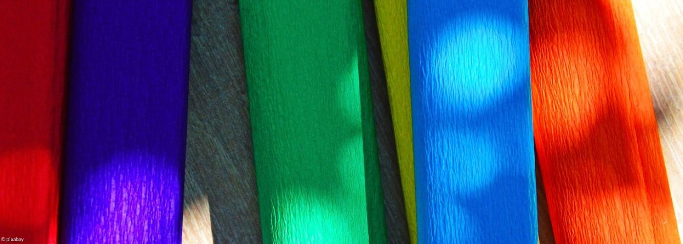 Farbpapier